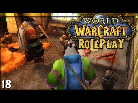 Wir helfen den Obdachlosen - WoW Roleplay - #18 - Balui + Baasti - World of Warcraft