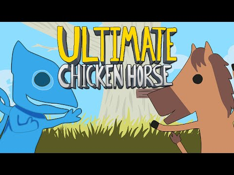 Ultimate Chicken Horse - У БРЕЙНА БОМБИТ!