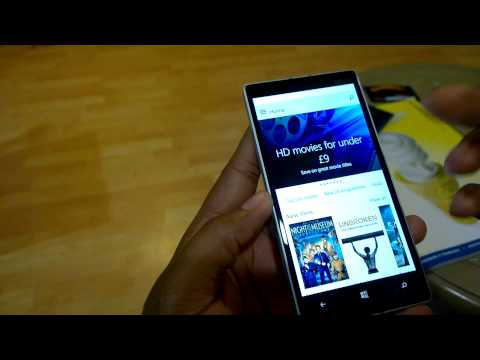 In Depth look at Windows 10 Mobile Build 10080 on Lumia 930
