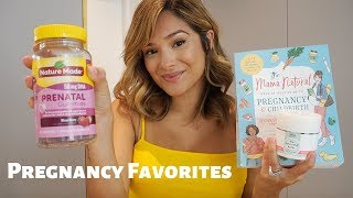My Pregnancy Favorites | Prenatals, Clothing and More!