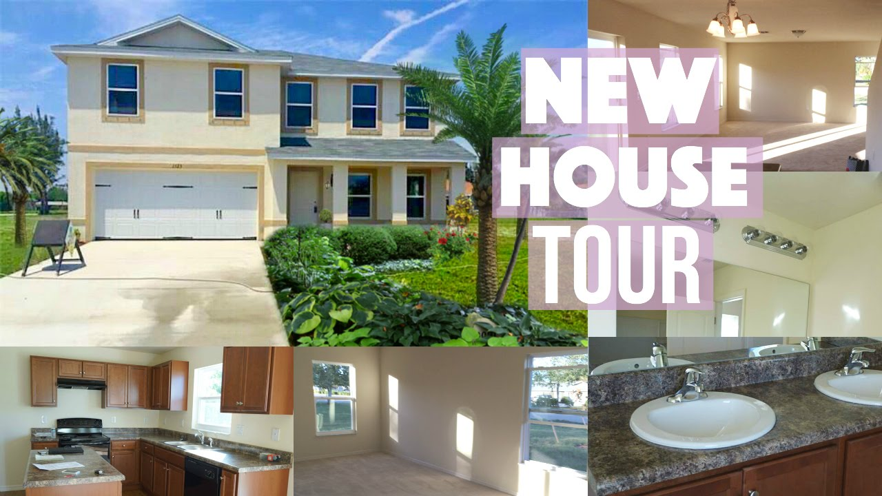 My New House Tour 2016 | Empty home tour