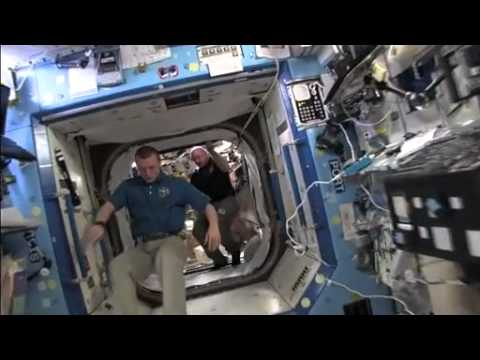 Un recorrido por toda la estacion espacial internacional