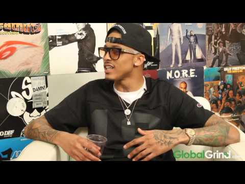 August Alsina Talks Auditioning For N.W.A. Biopic & Scary Female Fans