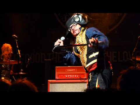 Adam Ant - Shrink (live at The Lighthouse Poole 28.04.2013) HD