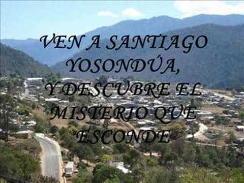 Descripción Santiago Yosondúa