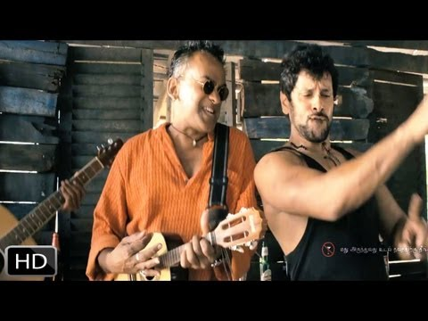 Maria Pitache Song Video ᴴᴰ - David Tamil Movie Songs 2013 | Vikram, Jiiva & Tabu