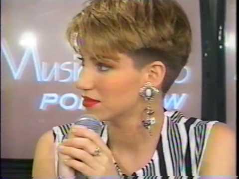 Debbie Gibson Pop Show Japan 1991 1 Of 2 Youtube
