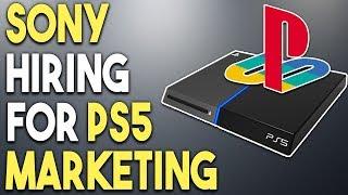 SONY Hiring for PLAYSTATION 5! PSN CRASHING BUG Fix Update SOON!