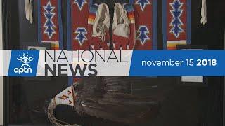 APTN National News November 15, 2018