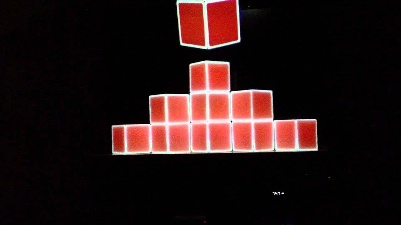 Projection Mapping Cubes Projection Mapping Cubes With