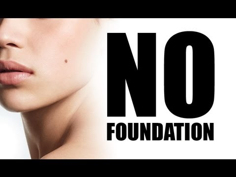 FLAWLESS SKIN WITHOUT FOUNDATION! FULL DEMO!