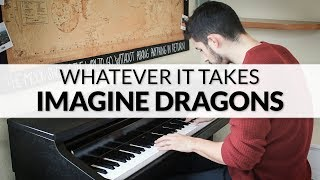 Download Lagu Imagine Dragons - Whatever It Takes | Piano Cover Gratis STAFABAND
