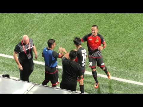 The New Paper League Cup: Brunei DPMM FC vs Tampines Rovers FC (21 July 2016)
