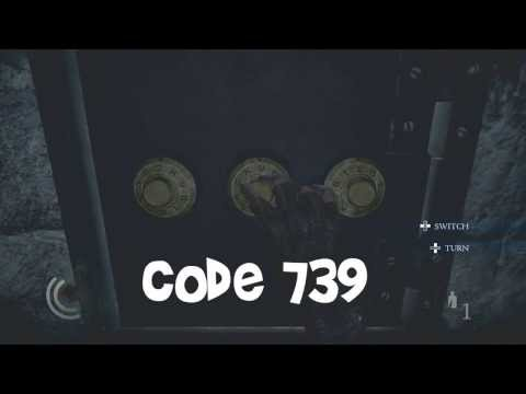 Thief 4  - Jewelry Shop Safe Combination Code {(739)} Mission 1 Lockdown :D HD