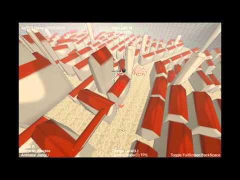 进击的巨人同人小游戏《巨人的猎手》07/07/2013更新内容 Attack On Titan Tribute Game Update07072013