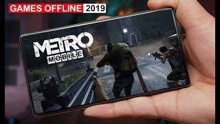 Top 10 Novos Jogos Offline Para Android 2019 #2