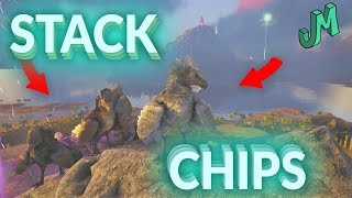 🏹 STACKING CHIPS 👥 Ark Small Tribes PvP Official