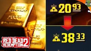 RED DEAD ONLINE Unendlich Gold Glitch *patched* | Money Glitch in RDR2