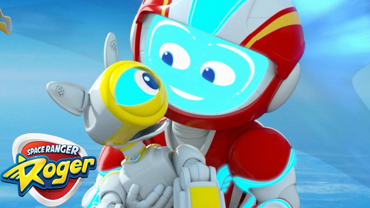 Vesmírný ochránce Roger / Space  ranger  Roger (2017-2018)