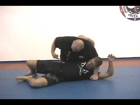 Jiu-Jitsu - Rack Submission From Side Control (Modified Crucifix) Image 1