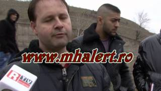 Accident cu 6 victime Simian - Mehedinti - MhAlert.ro