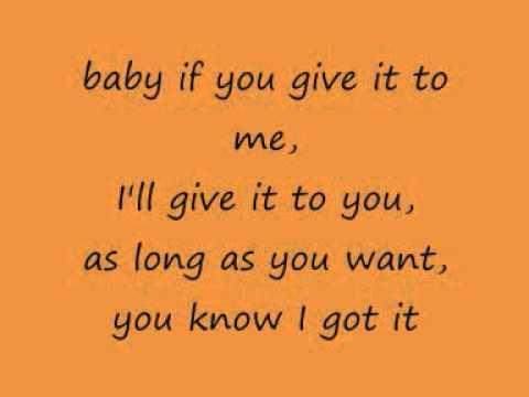 Mariah Carey  I Know What You Want lyrics on screen
