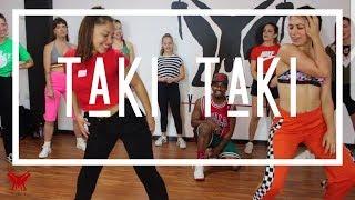 Dj Snake Taki Taki Ft Selena Gomez Ozuna Cardi B Y C V Dance Company