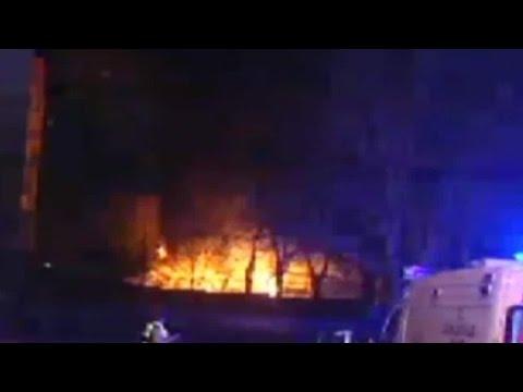 Turkish Military: Ankara explosion a terror attack