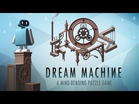 Dream Machine : The Game - Official Trailer (iOS & Android)
