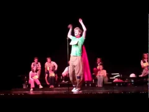 I'M NOT THAT SMART - THE 25TH ANNUAL PUTNAM COUNTY SPELLING BEE