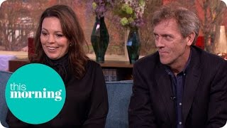 Hugh Laurie and Olivia Colman on The Night Manager | This Morning