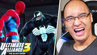 SPIDER-MAN VS VENOM ! | Marvel Ultimate Alliance 3 (Partie 3)