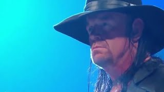 The Undertaker returns to monday night raw | 8th April 2019