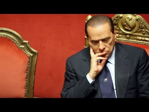Berlusconi's scandal-filled career