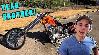 It Came From Craigslist! - Terrible Motorcycle Listings (San Francisco)