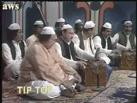 Aaj Rang Hai Re - Nusrat Fateh Ali Khan and Sabri Brothers - Original song.