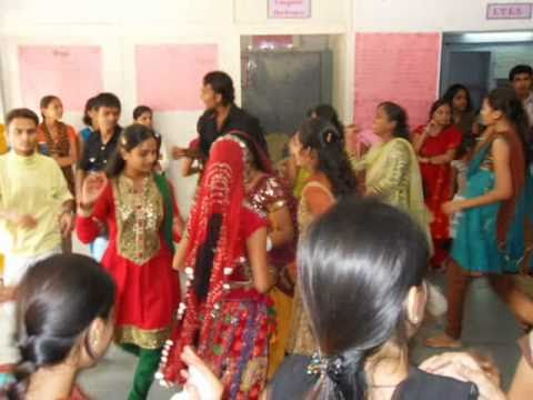 Gujarat Studio Mandar Garba Ahmedabad School-2 video