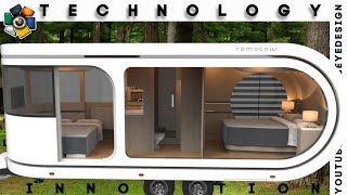 15 Favorite Camper and Caravan Designs (concept)
