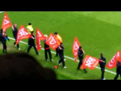 Manchester United v Swansea - 12 May 2013