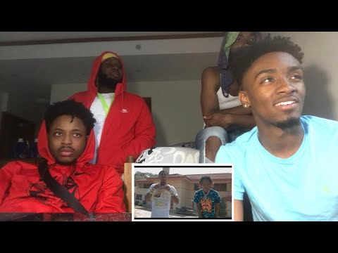 NBA YOUNGBOY - SLIME MENTALITY (OFFICIAL MUSIC VIDEO) REACTION