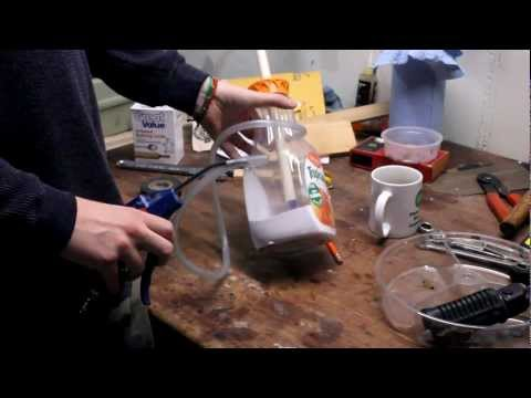 DIY Baking Soda Blaster