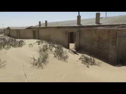 Namibia - Lüderitz, Kolmanskop, Sossusvlei (HD)