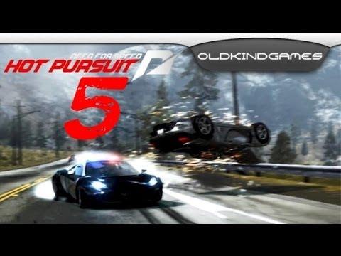 Прохождение Need for Speed: Hot Pursuit #5 ( Первые сложности )