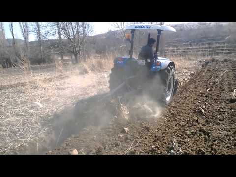New Holland TT 55 // Alpler 3/12 Pulluk Sürümü [Part2]