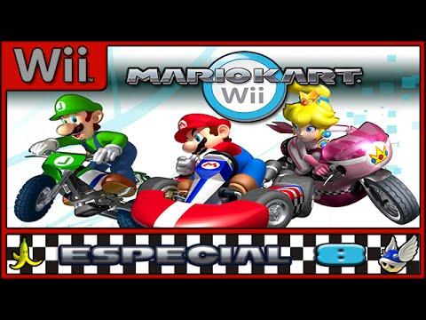 Wii l Mario Kart Wii l Especial # 8 FINAL l ¡¡¡ Muerte & Caras !!!