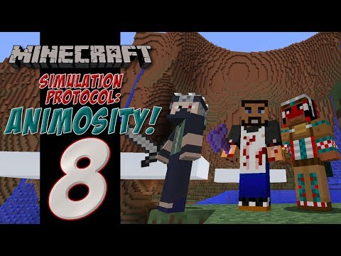 Minecraft Animosity - EP08 - Lucky Find