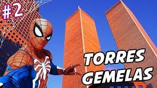 ENCONTRAMOS LAS TORRES GEMELAS | PS4 | Spider-Man DLC El Robo #2