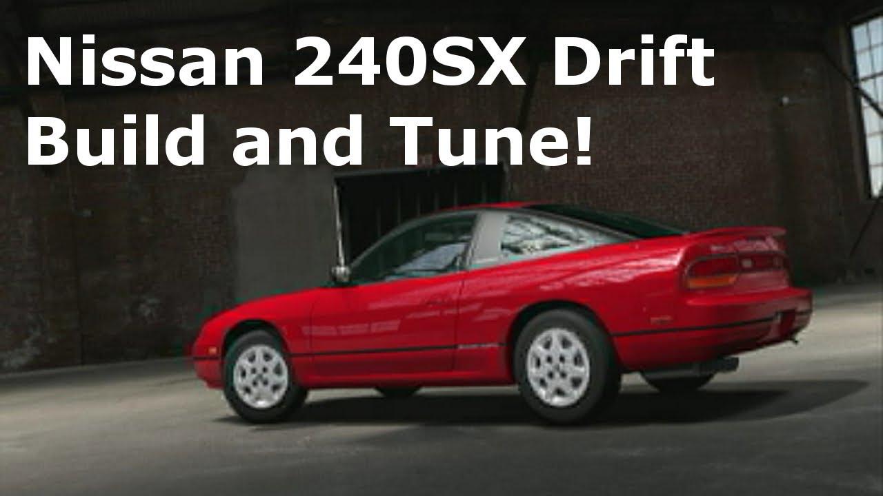 Forza 4 Nissan 240sx Drift Tune