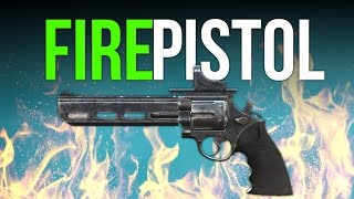 Fallout 4 Rare Weapons! (Fire Pistol & Unlimited Ammo Capacity Rifle)