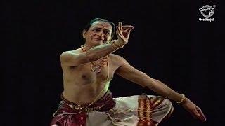Bharatanatyam Legends - Prof. C. V. Chandrasekhar - Ganesha Stuthi (Tisra Alarippu)